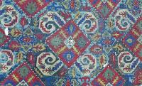 Stars of the Caucasus: Antique Azerbaijan Silk Embroideries