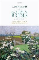 C. Day-Lewis: The Golden Bridle: Selected Prose