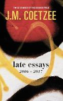Late-Essays-2006--2017